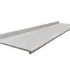 cubierta para cocina portico gris