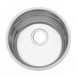 tarja circular acero inoxidable