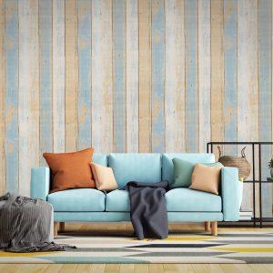papel tapiz living room
