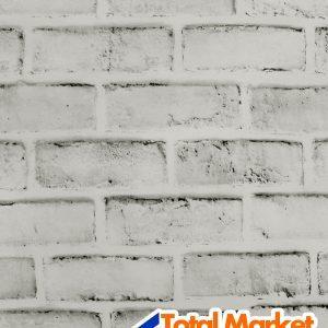 papel tapiz ladrillo blanco