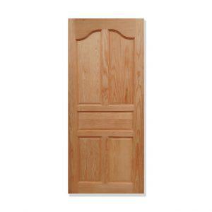 puerta de pino madera costo